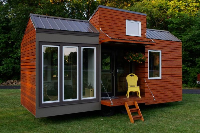 Smaller is Better in the Tiny House Movement Blog Home and