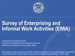 Fed gig  survey