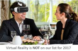 Virtual reality not