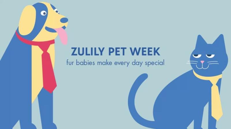 Zulily fur babies