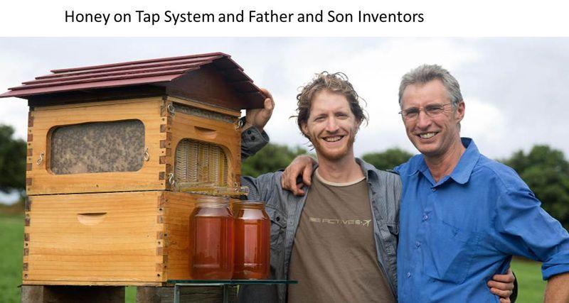 Honey on tap