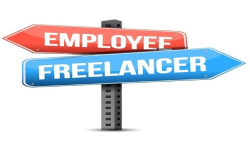 Employer freelancers