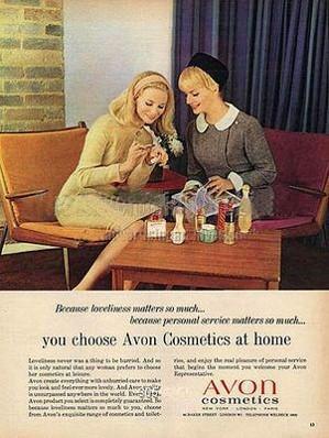 Avon 1960s