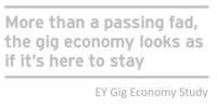 Ey gig economy