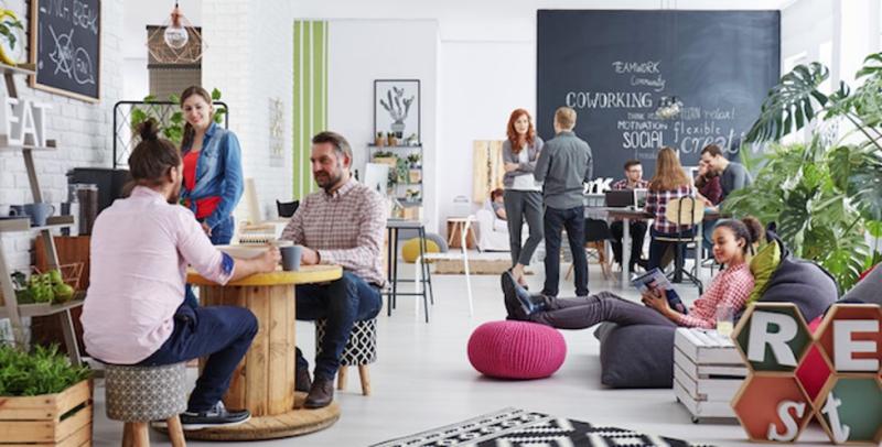 Coworking social