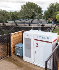 Tesla battey