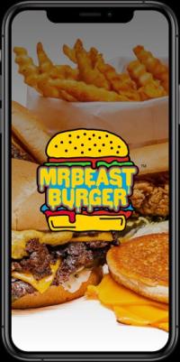Mr beast burger
